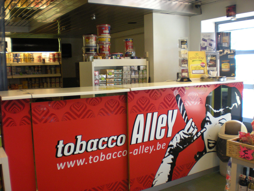 How much are duty free cigarettes Marlboro in New York